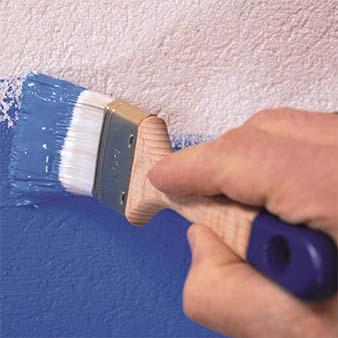 Colours and paints